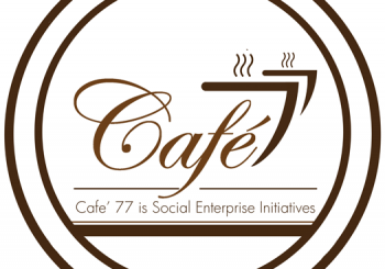 Cafe'77 – a social enterprise initiatives